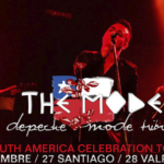 THE MODE EN CHILE, DA EL VAMOS A UNOS MESES LLENOS DE DEPECHE MODE