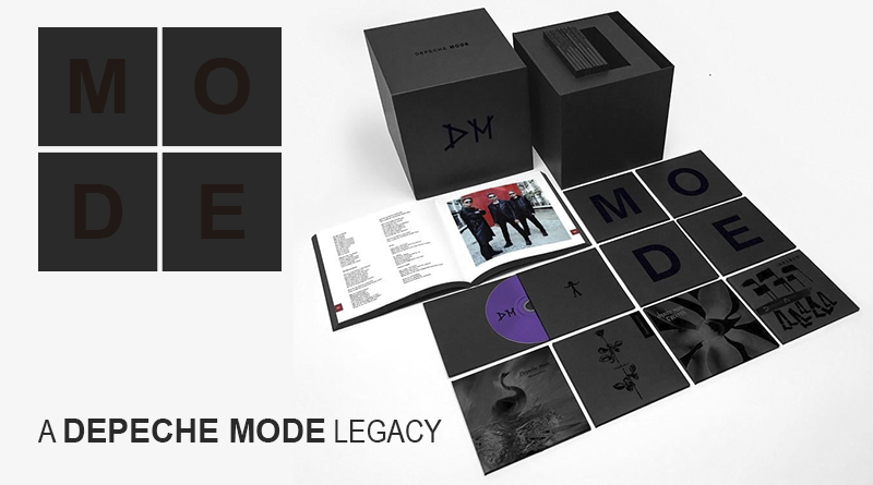Box Set Depeche Mode